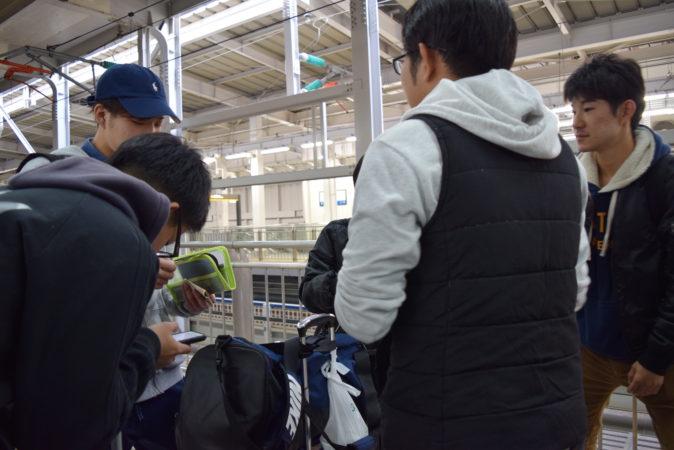 鈴鹿サーキットへ二年生が研修旅行に行ってきました!!